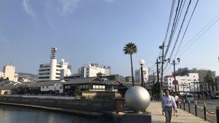 【長崎観光情報】出島でこんな家に住んでみたいと思った