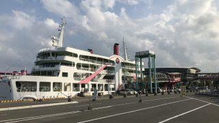【鹿児島】桜島フェリー納涼観光船でお祭り気分を味わう【フェリー】